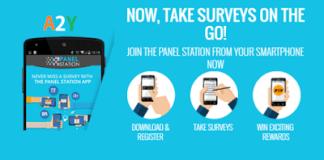 panel station survey free rewards