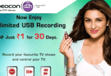 videocon maha weekend offer re unlimited recording