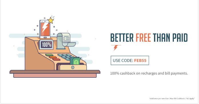 freecharge-loot-100-cashback