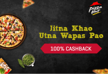Little App Pizzahut Offer
