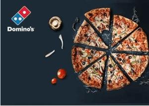Latest Dominos Coupon Code