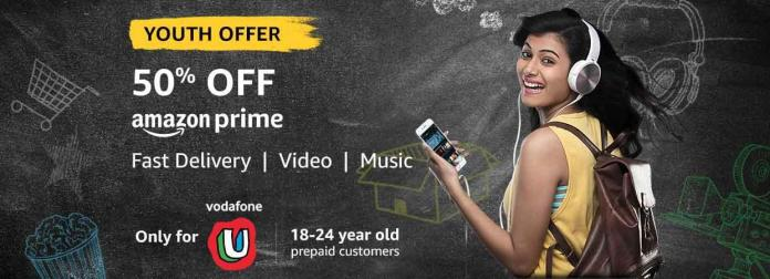 Vodafone Youth Offer