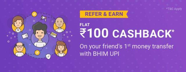PhonePe Refer & Earn Loot