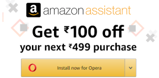 amazon assistant offer