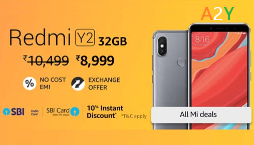 Amazon Deal Redmi Y2