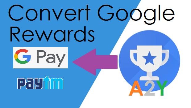Convert Google Play Reward