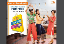 FBB Free Shopping Weekend