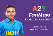 Fanmojo Refer & Earn