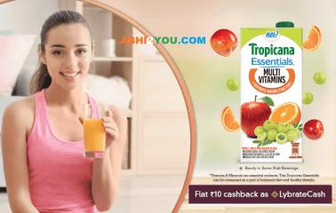 Lybrate Free Tropicana Sample