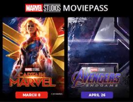 Paytm Marvel Movie Pass