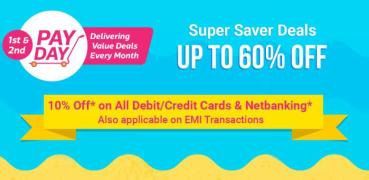 Flipkart PayDay Superb Deals