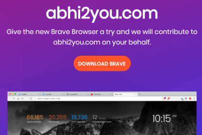 brave browser loot
