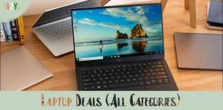 All Laptop Deals- A2Y