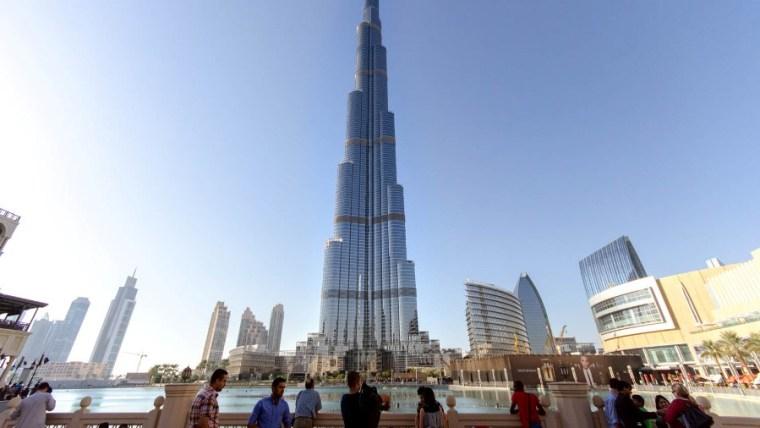 Dubai with Burj Khalifa 3 Nights / 4 Days