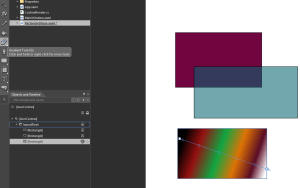 WPF Linear Gradient Brush