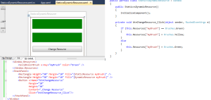 WPF Static Dynamic Resources