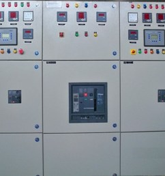electrical control panel generator synchronizing panel wiring diagram [ 1200 x 750 Pixel ]
