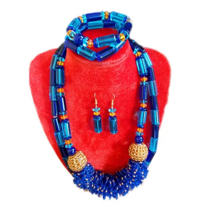 HGC Beaded Necklace Set