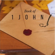 The book of First John in the Bible