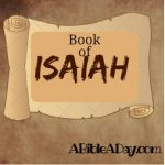 The book of Isaiah in the Bible