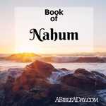 The Book of Nahum in the Bible