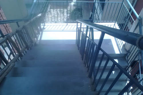 stairway of a house