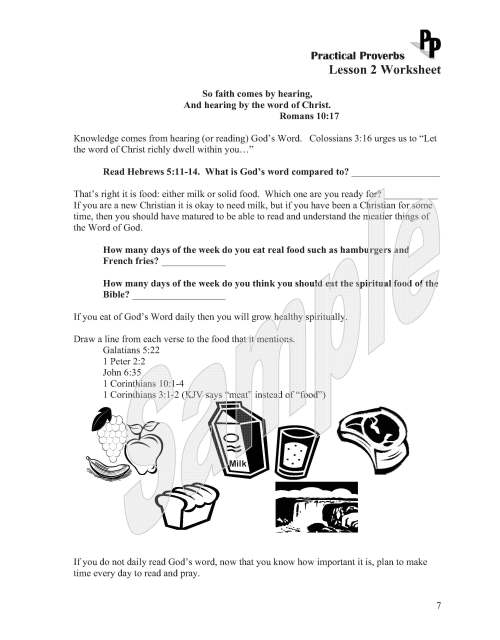 small resolution of Adages And Proverbs Worksheet   Printable Worksheets and Activities for  Teachers