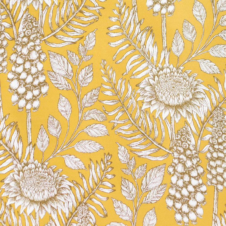 Mustard Yellow Wall Art