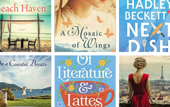 20 New Christian Fiction Reads for April and May 2020