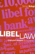 Libel law cover
