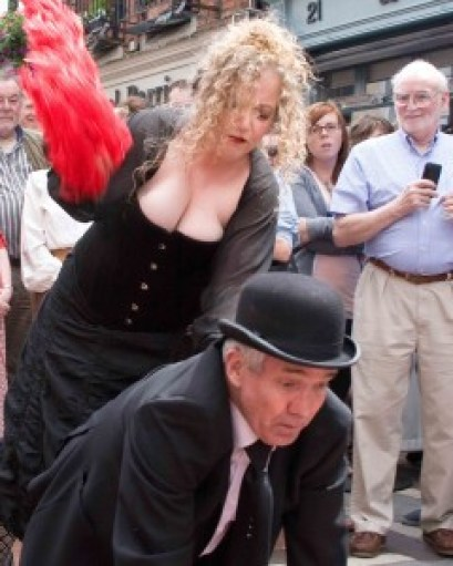 Bloomsday Photo by Michael Stamp all rights reserved