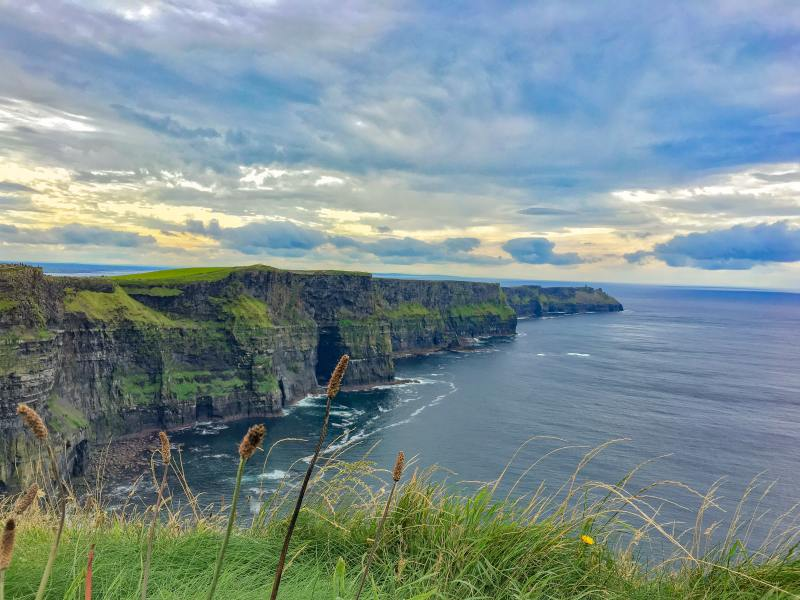 Ireland, Patrick's Confession, Cliffs of Moher