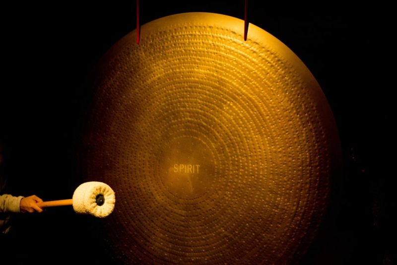 gong, without love