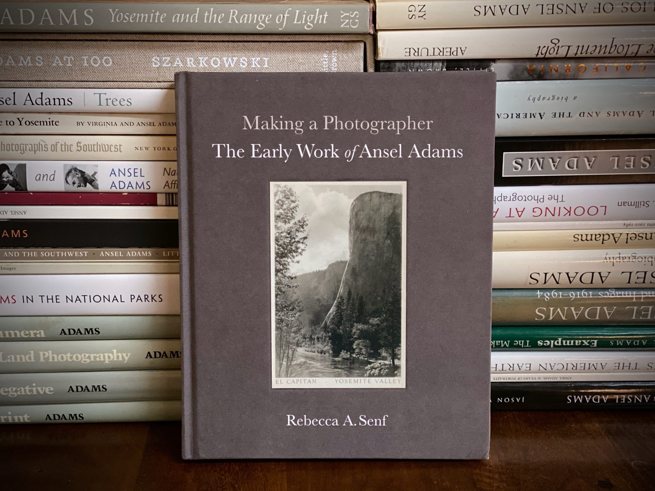 "Book Review: How He Became Ansel Adams—A Review of Senf's ""Making a Photographer"" (Part One)"
