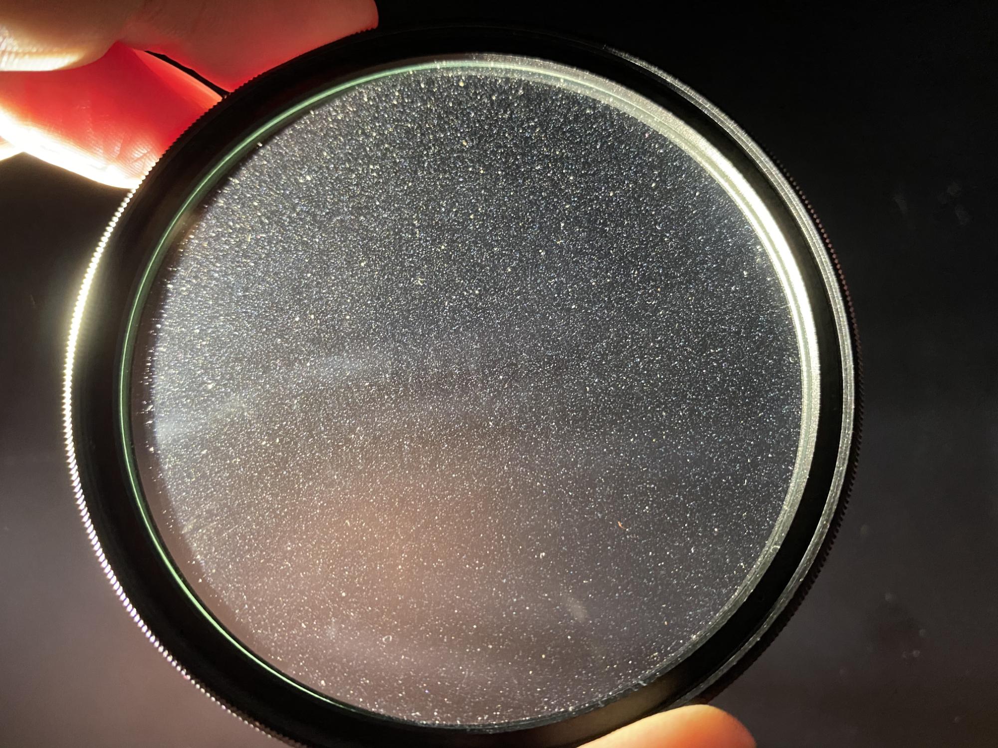 Glimmerglassed: The Fast Fuji 50 f/1.0 with Diffusion