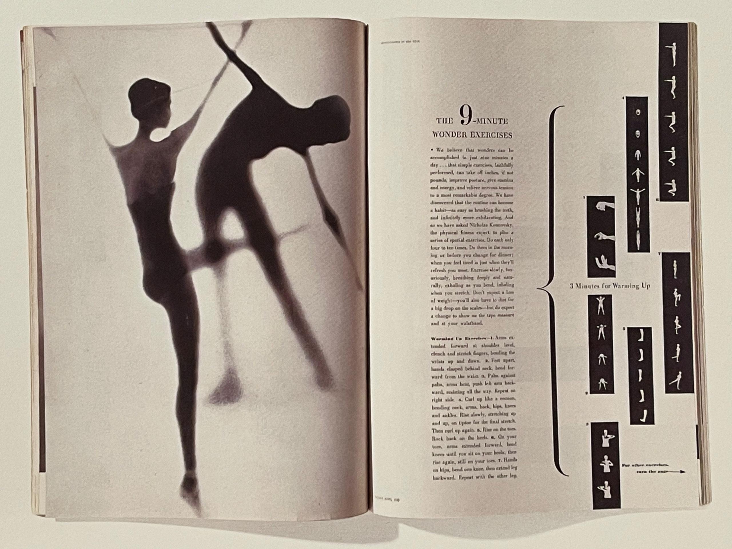 A Deeper Dive Into Brodovitch's Exakta Magazine Issue