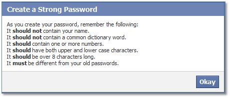 Image result for create strong passwords