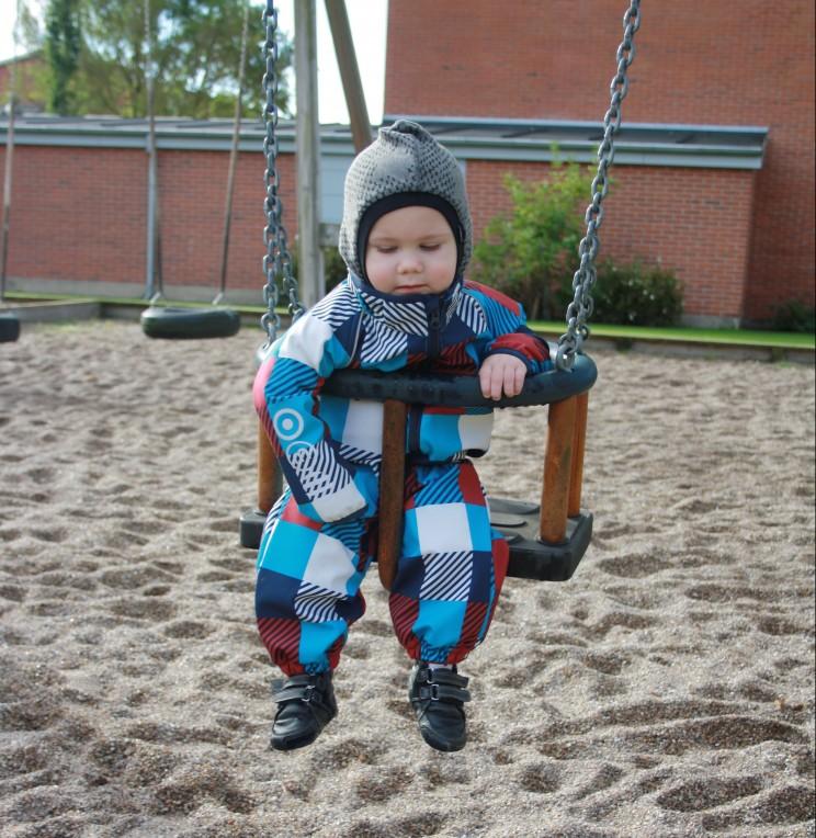 Hyggedag på legepladsen