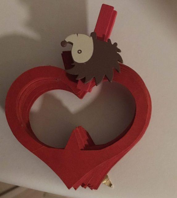 Et hjerte for hver dag i december