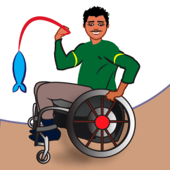 Wheelchair Emoji Folding Chair Reviews Disability Abilities Expo Community
