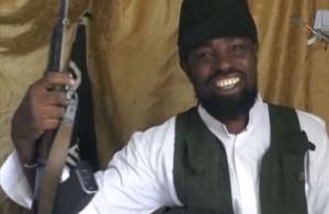 """""""Estamos muito felizes com o que aconteceu no centro da França. Oh, franceses, vocês que seguem a religião da democracia, entre vocês e nós é inimizade é eterna"""", disse Aboubakar Shekau, líder do grupo extremista Boko Haram, também responsável pelo ataque a Baga."""