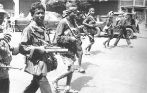 Ossuário de vítimas dos comunistas do Khmer Rouge no Combodge