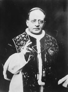 O Papa Pio XI