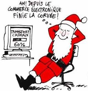 Noël sur les médias sociaux