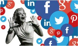 Les tendances des réseaux sociaux en 2017