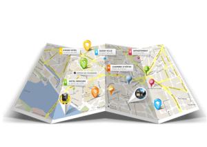 Votre présence est à inscrire dans Google Maps