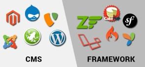 Comment définir votre choix logiciel CMS ou Framework