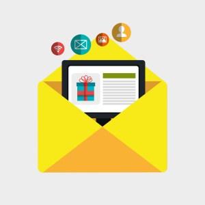 Utilisez l'e-mail marketing
