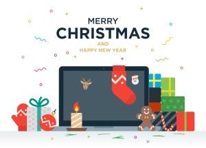 Agencez votre site marchand pour Noël