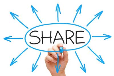 Inciter les lecteurs à partager vos articles
